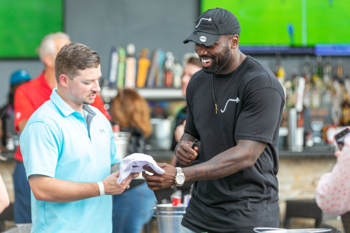 2019 Tee Up With Texans - Kareem Jackson Foundation